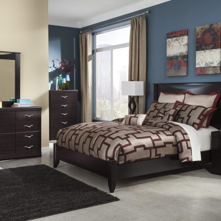 Ashley Zanbury queen bedroom set