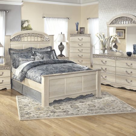 Ashley Catalina Queen Bedroom Set In Houston