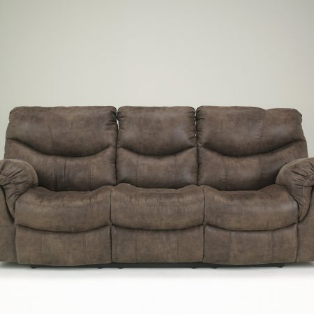 Ashley Alzena Gunsmoke Reclining Sofa In Houston