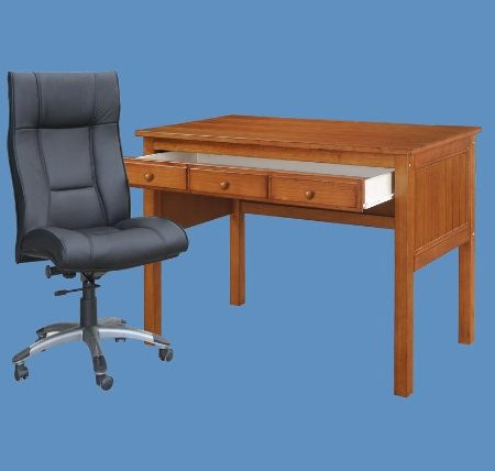 oak study desk Houston