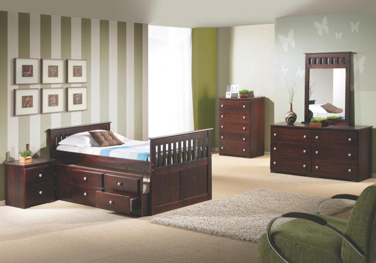 Full size captains bed with storage - Full Size Captain S Bed Houston