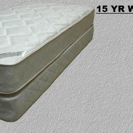 plush queen mattress set