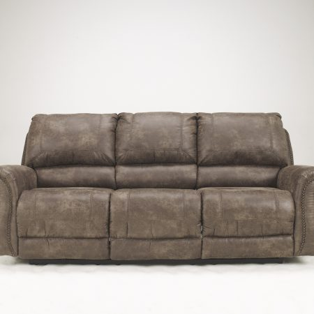 Ashley Oberson Gunsmoke reclining sofa and love