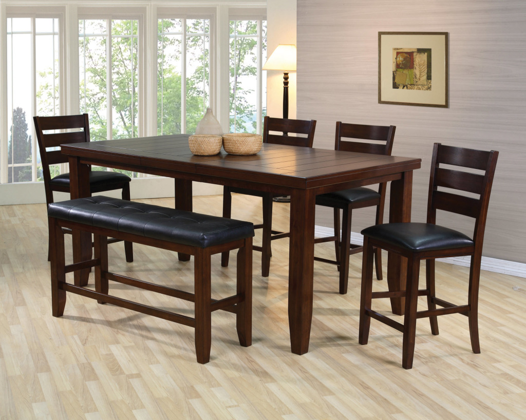 Espresso Dining Table And Chairs - Furniture Ideas