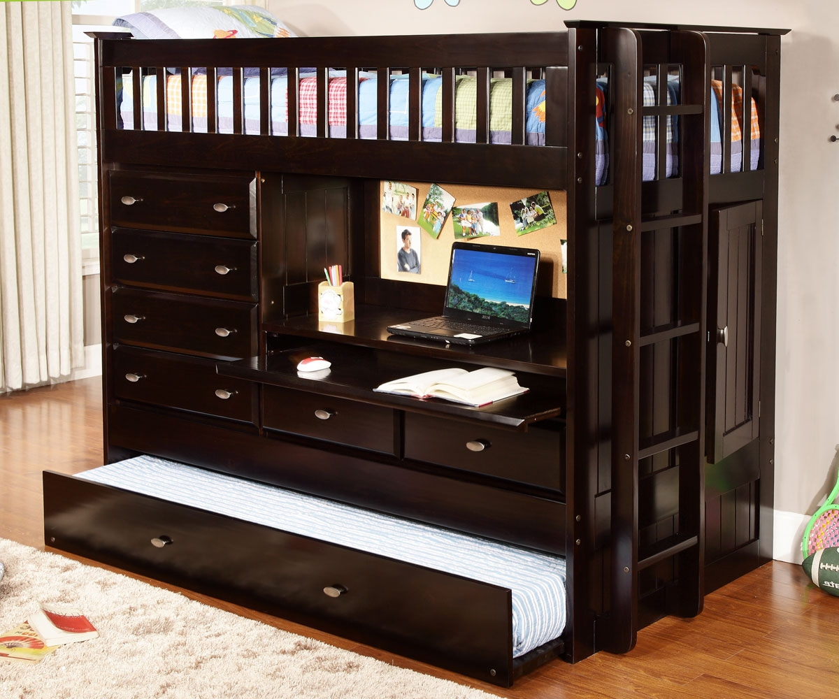 all in one furniture. all in one loft bed furniture o