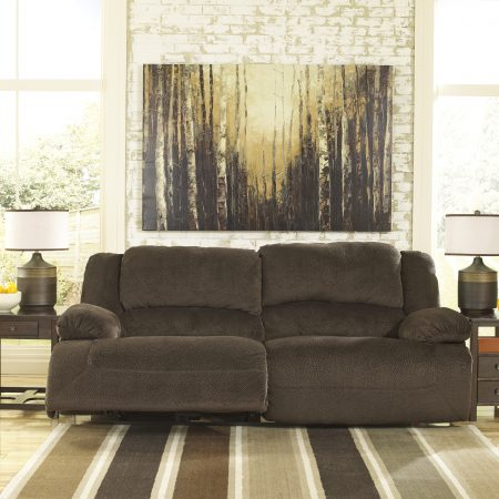 Ashley Toletta Chocolate sofa Houston