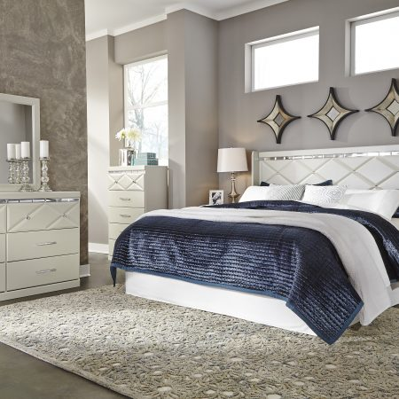 Ashley Dreamur King Bedroom Set In Houston