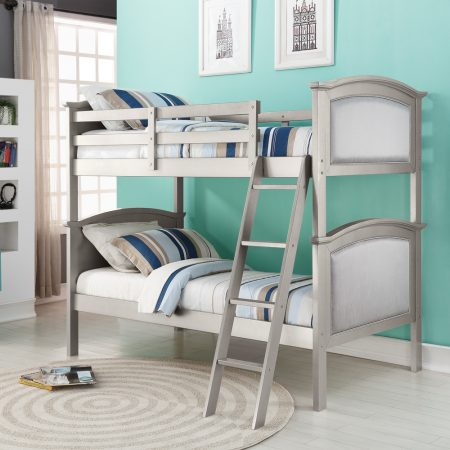 Hollywood Platinum solid wood bunk bed in Houston