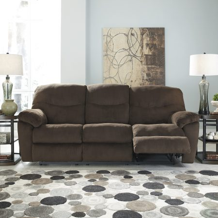Ashley Slidell reclining sofa in Houston