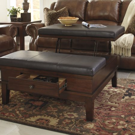 Ashley Gately lift top coffee table in Houston