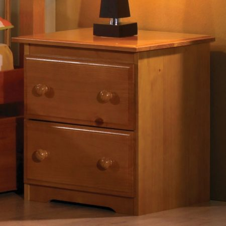 Solid Wood Nightstand In Houston