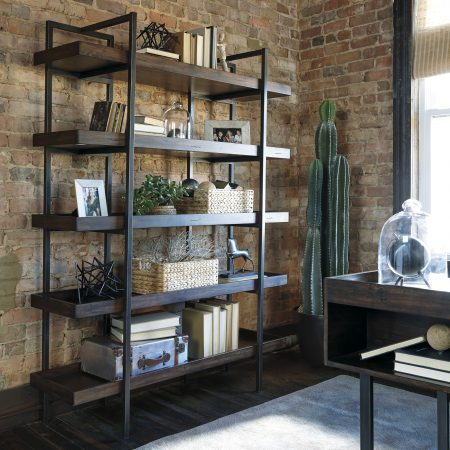 Ashley Starmore Modern Bookcase In Houston