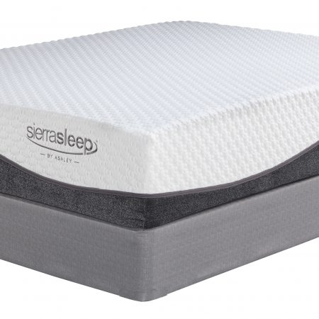 "Sierra Sleep by Ashley Mygel Hybrid 13"" Mattress In Houston"