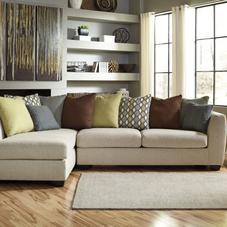 Ashley Casheral Sectional In Houston