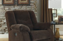 Ashley Garek Cocoa Recliner In Houston