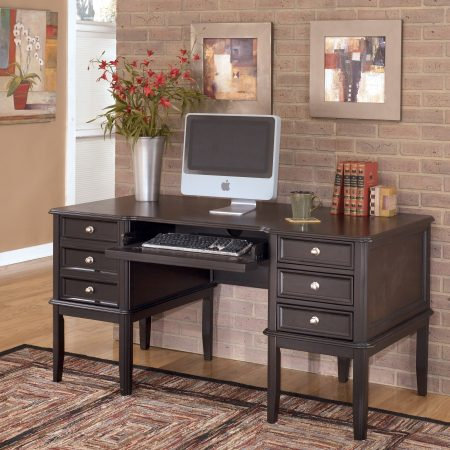 Ashley Carlyle Home Office Desk In Houston