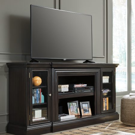 Ashley Carlyle TV Stand In Houston