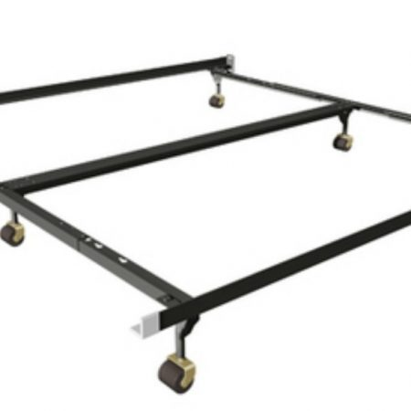 Queen-King Metal Bed Frame In Houston
