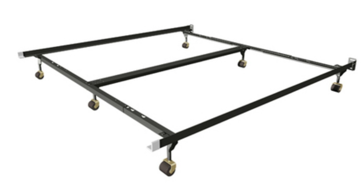 Queen King Metal Bed Frame In Houston