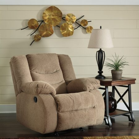 Ashley Tulen Mocha Recliner In Houston