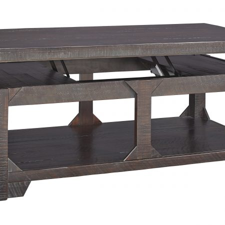ASHLEY ROGNESS Lift Top Cocktail Table