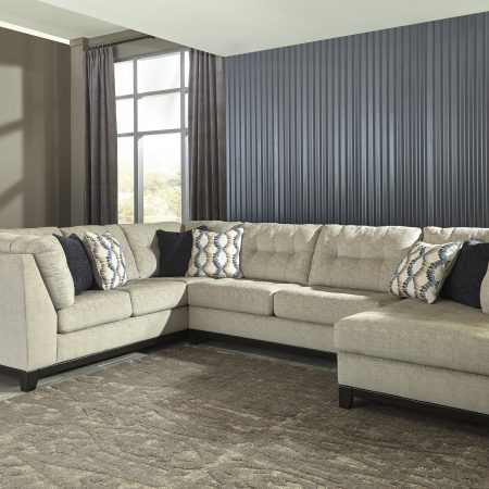 Ashley Beckendorf Sectional In Houston