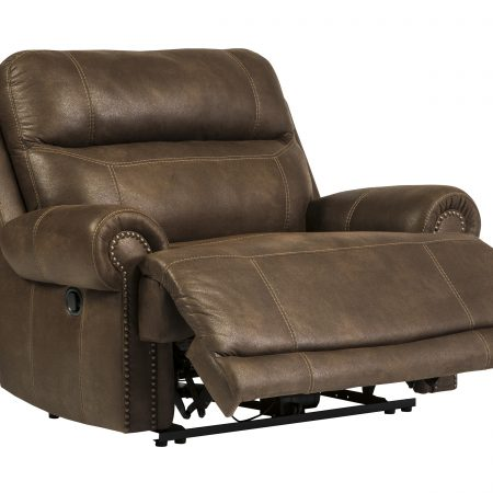 Ashley Austere Brown Recliner In Houston