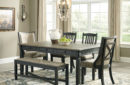 Ashley Tyler Creek Dining Set In Houston